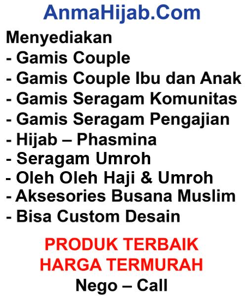 Grosir Baju Muslim